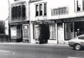 1973 Hasty Cabs, Glasgow Road