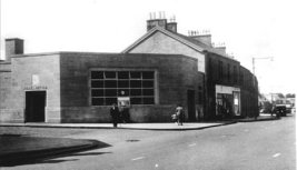 1972 Low Blantyre Post Office, Glasgow Road