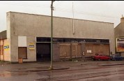 1980 Garage at Bottom of Craig St