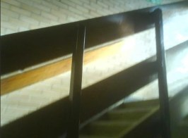 1985 Blantyre High Stairwell by PV