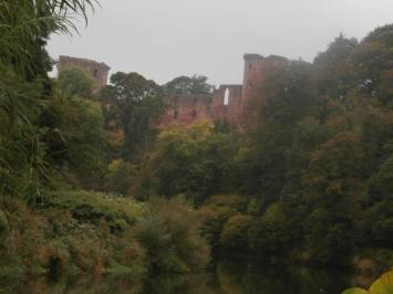 2014 Bothwell Castle End Sep by Patrick McDonagh