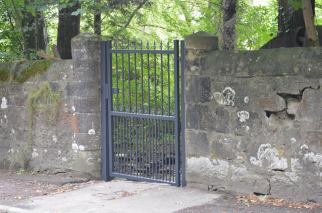 2014 New Gate at Crossbasket by Andy Bain