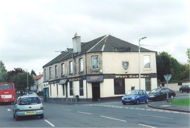 2011 The Westend Bar, Glasgow Road