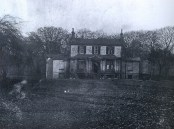 1900 The Blantyre Lodge (Mr Jollys house)