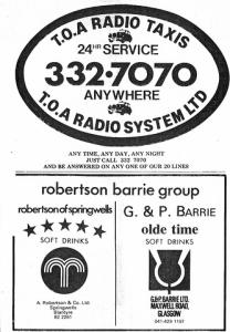 1982 Robertstons