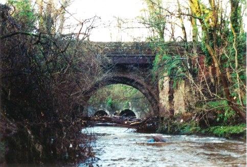 2004 Bardykes Mill at Priory Bridge by Alex Rochead