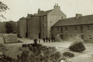 David Livingstones birthplace Shuttle Row Blantyre