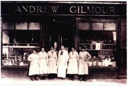 1919 The Gilmours of Glasgow Road