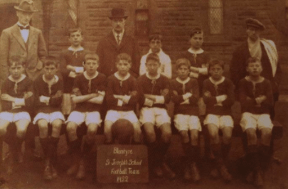1922 St Josephs Football team