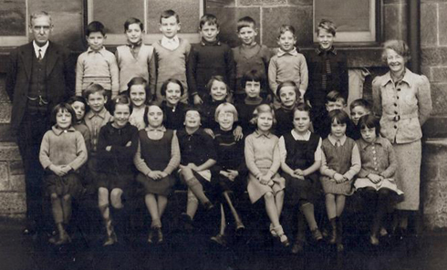 1940 Auchinraith Primary