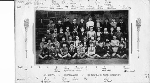 1953 Auchinraith Primary