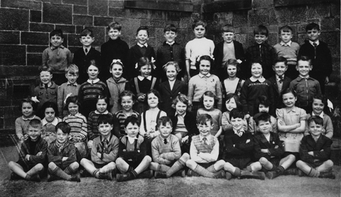 1954 Auchinraith Primary School