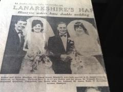1966 Double Wedding