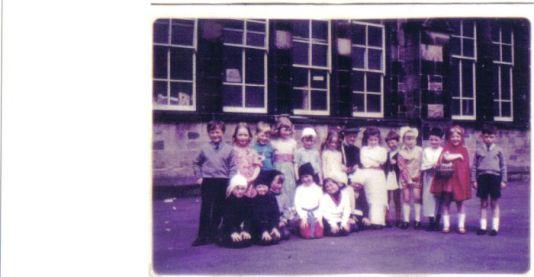 1973 Auchinraith Primary School