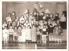 1973 Playgroup at Glasgow Road