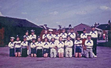 1975 Auchinraith Primary School