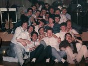 1986 Miners welfare Crowd