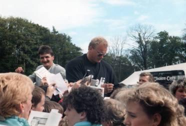 1989 Blantyre Highland Games at Wilkies Farm
