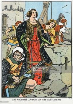 1350 Black Agnes of Dunbar, Lady of Blantyre