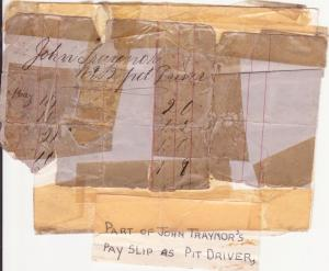 1877 john traynor payslip blantyre