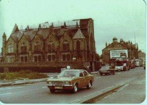 1979 Church Street fire blantyre project
