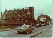 1979 3rd September Stonefield Parish Church fire, Blantyre