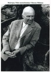1986 Victor Miliunas, author