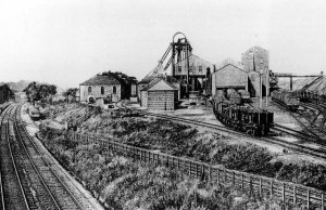Priory Colliery Blantyre Project