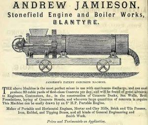 1890 advert andrewjamieson