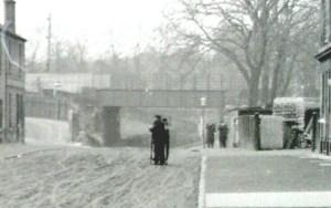 1905 High blantyre railway