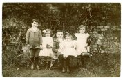 1911 Danskins at Hunthill Road