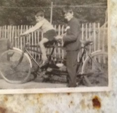 1951 David Mullen left, Gord Fotheringham right