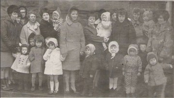 1968 Residents of Rosendale, Low Blantyre