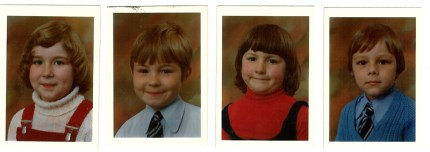 1976 Pauls Chums at High Blantyre Primary (PV)