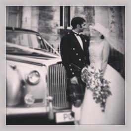 1998 Morag Mitchell Saleem married at Crossbasket House, Blantyre