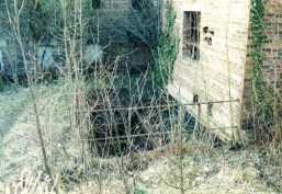 2004 Waterworks at ruined Blantyre works mill