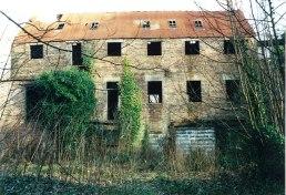 2004 Ruined Blantyre works Mill factories