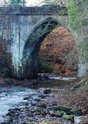 2008 The Generals Bridge, Stoneymeadow by Jim Brown