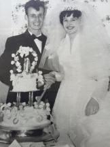 Donald and Rose Barkey Blantyre 1961. Shared S Barkey