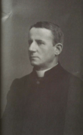 Father Peter Murray. St Josephs 1921 - 1923