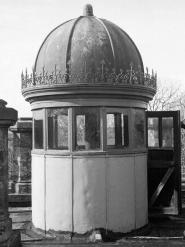 1982 Gazebo on Caldergrove House roof