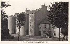 Shuttle Row 1930s David Livingstone memorial Centre (PV)