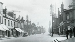 1932 Glasgow Road at Logan Street on right