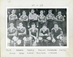 1947 Blantyre Celtic