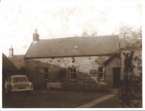 c1960 Croftfoot House, High Blantyre