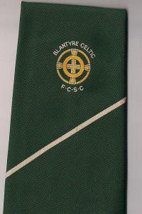 1970 Blantyre Celtic Tie