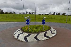 2012 Crematorium Roundabout
