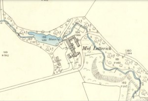 1898 Map Mid Letterick