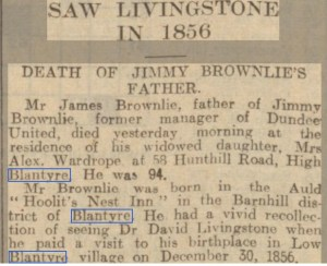 1939 Dundee Courier Friday 17th Nov
