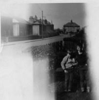 1959 Harry Barclay at Morris Crescent